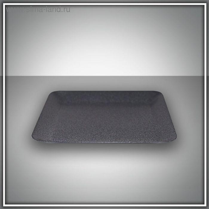 Подсвечник тарелка квадратная 100х100 №3