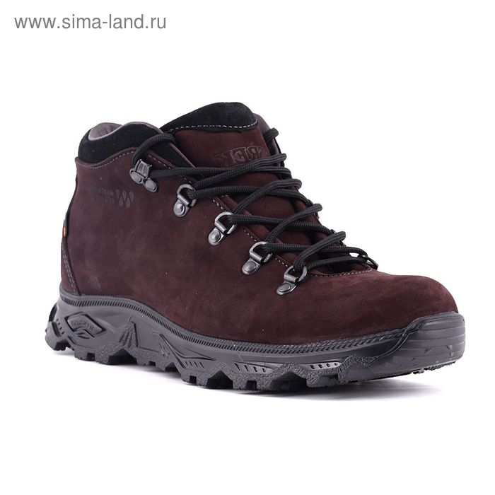 Ботинки TREK Анды 95-23 мех ( коричневый) (р. 39)