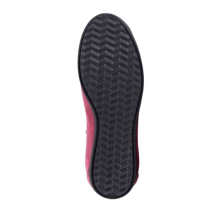 Ботинки TREK Спорт 77-30 мех (бордо/розовый) (р. 37)