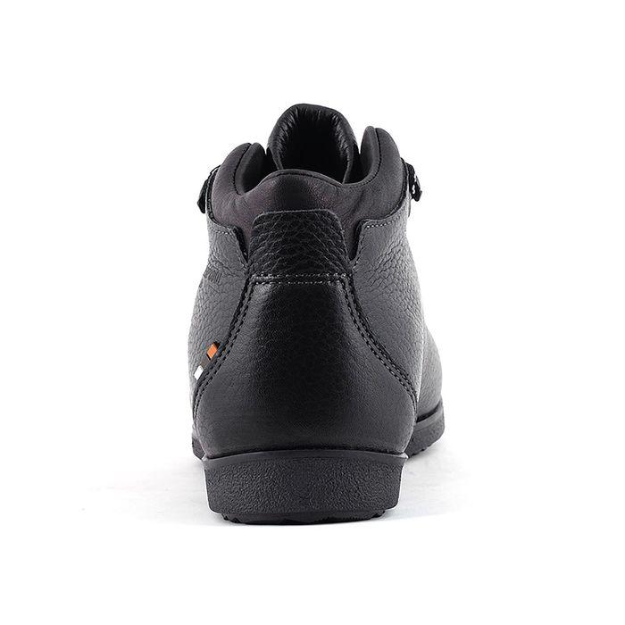 Ботинки TREK Спорт 77-56 мех (черный) (р. 38)
