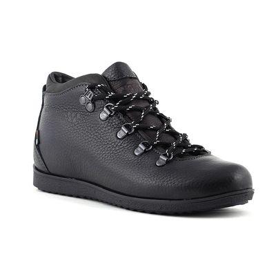 Ботинки TREK Спорт 77-56 мех (черный) (р. 40)