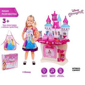 """Игровой набор кухня """"Сказочный замок принцессы"""", световые и звуковые эффекты"""