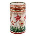 Коробка подарочная «Новогоднее шале», 8 × 14.5 см