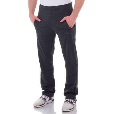 Брюки мужские спортивные арт.0156, цвет т/серый, р-р M