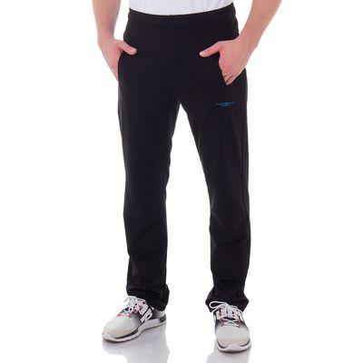 Брюки мужские спортивные арт.0156, цвет чёрный, р-р M