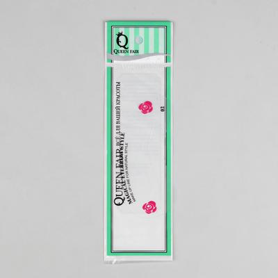 Трафарет для макияжа и коррекции бровей №02, 9 см