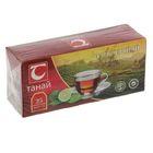 "Чай черный байховый с ароматом бергамота ""Танай"" 25 п*1,75 г"