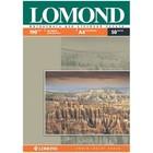 Фотобумага LOMOND для струйной печати А4, 190г/м, 50 листов, двусторонняя, матовая