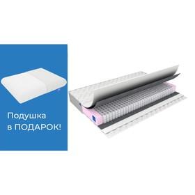Матрас Ultra Soft, размер 120х190 см, высота 18 см, чехол жаккард