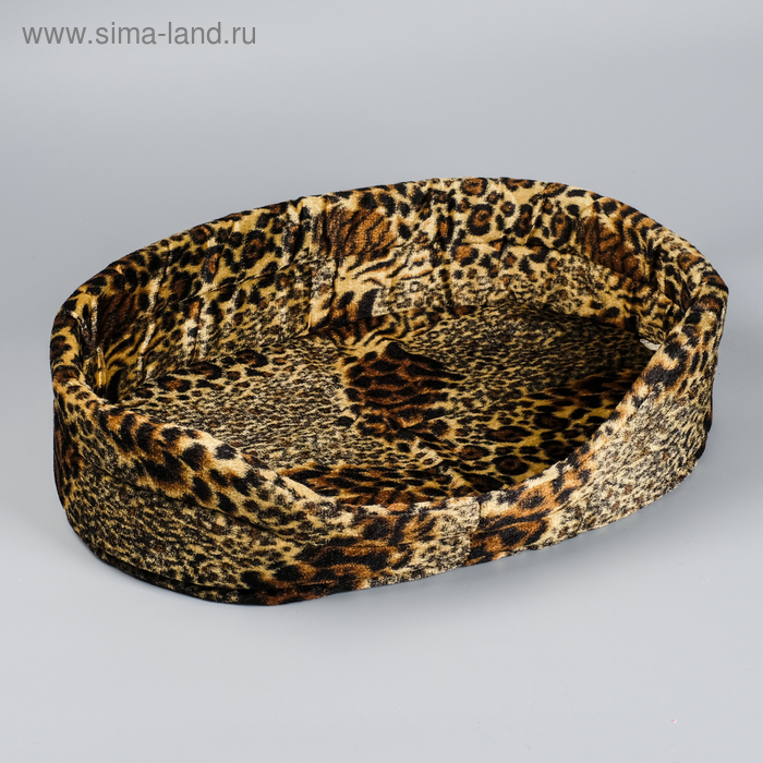 Лежанка - флок №3, 52 х 38 х 12 см
