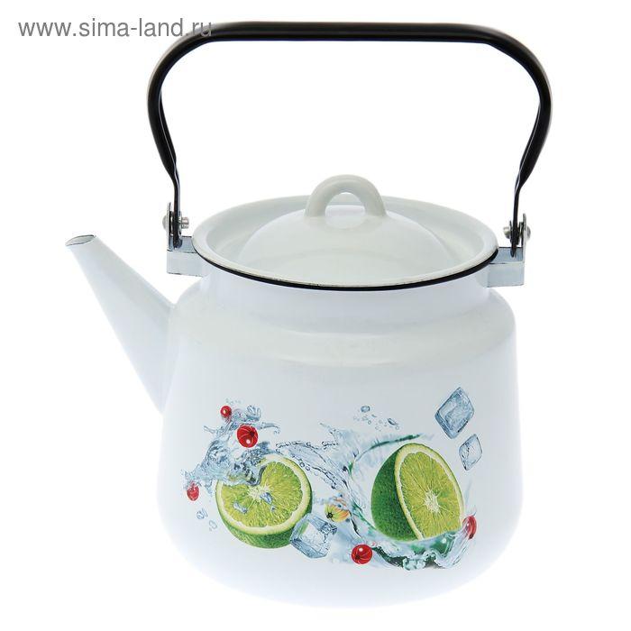 """Чайник 3,5 л """"Мохито"""""""