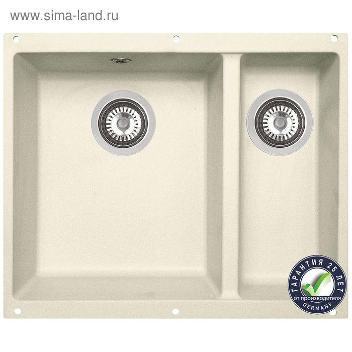 Мойка Zigmund & Shtain INTEGRA 500.2 Каменная соль