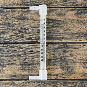 Термометр наружный (-50°С<Т<+50°С) на 'гвоздике', упаковка картон микс Ош