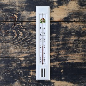 Room thermometer (0°C<T<+50°C) packaging cardboard mix