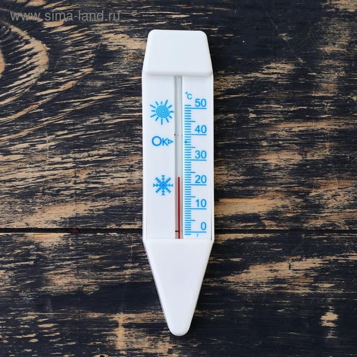 "Термометр для воды ""Лодочка"", упаковка блистер"