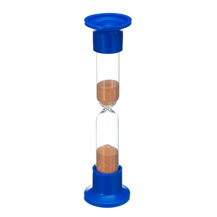 Часы песочные настольные на 15 минут, упаковка пакет - фото 1659262