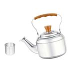 Чайник заварочный 1 л, со свистком