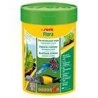 Корм растительный Sera Flora для рыб, 100 мл., 22 г.