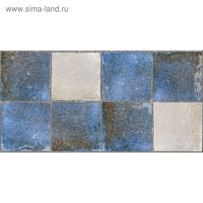 Облицовочная плитка Лофт синий 08-11-65-740 40х20см (в упаковке 1,28 кв.м)