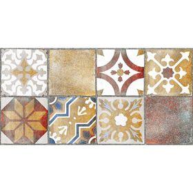 Облицовочная плитка Лофт песочный (орнамент) 08-11-23-742 40х20см (в упаковке 1,28 кв.м)