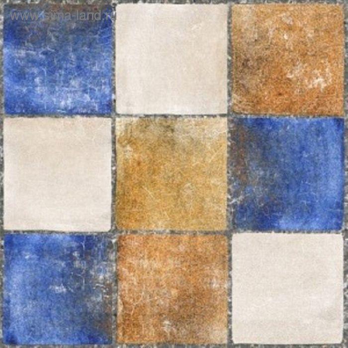 Плитка напольная Лофт песочный синий 30х30см 12-01-24-741 (в упаковке 0,99 кв.м)