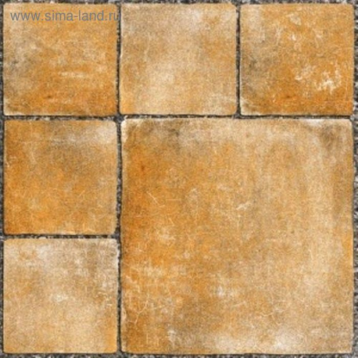 Плитка напольная Лофт песочный 30х30см 12-01-24-740 (в упаковке 0,99 кв.м)