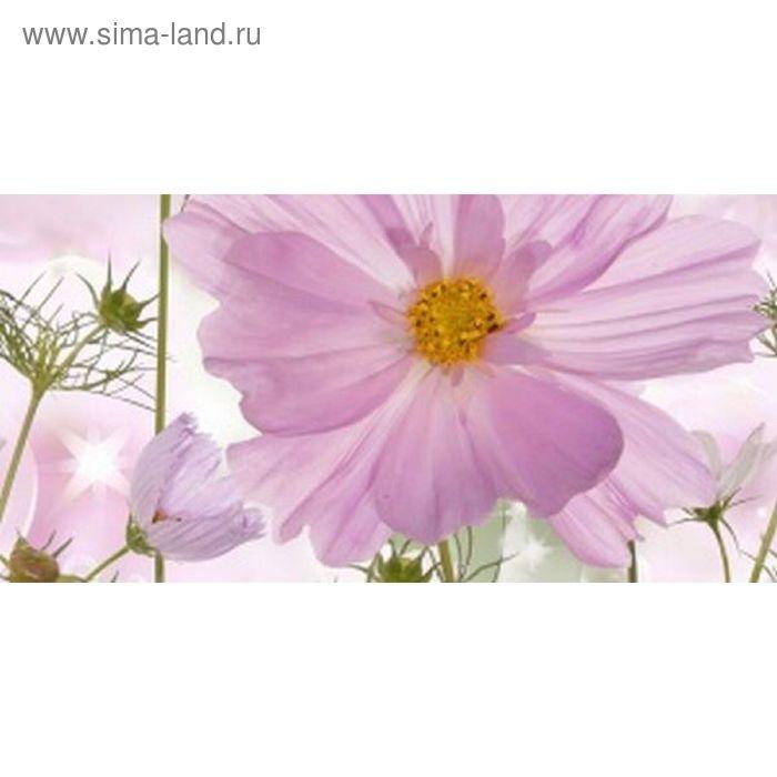 Вставка керамическая 50х25см Эльза Утро зеленый 10-05-85-168-2