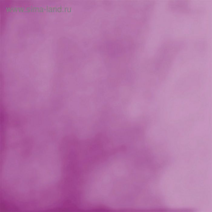 Облицовочная плитка Толедо (Ривьера) фиолетовый 20х20см 14-11-55-019 (в упаковке  1 кв.м)