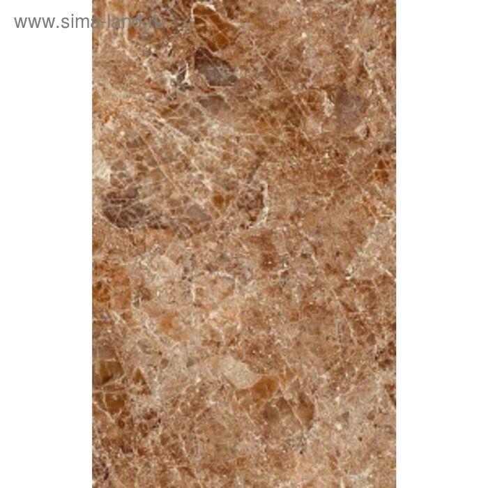 Облицовочная плитка Сабина коричневый 09-01-15-631 40х25см (в упаковке 1,6 кв.м)