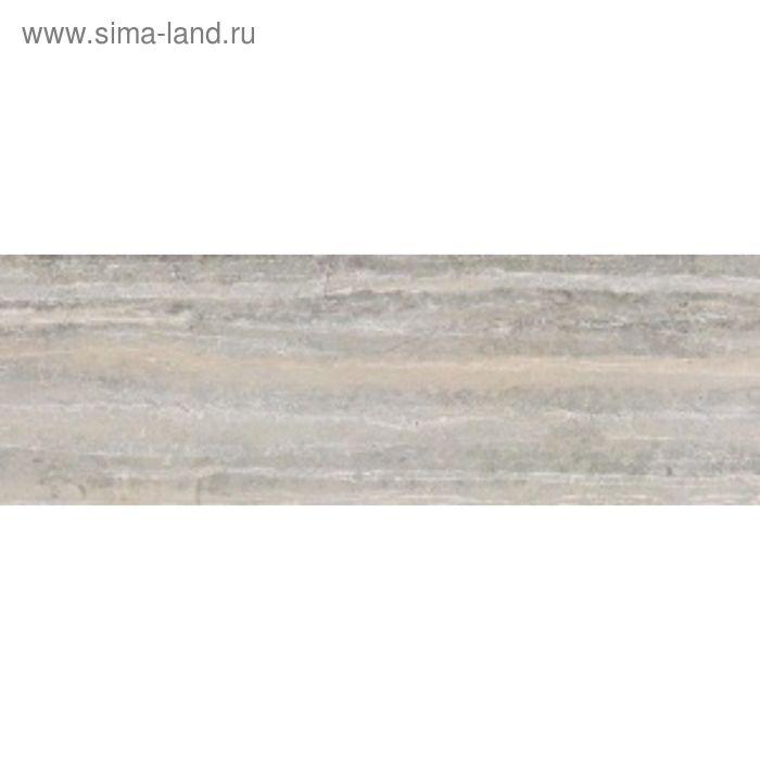Облицовочная плитка Прованс серый (низ) 17-01-06-865 60х20см (в упаковке 1,2 кв.м)