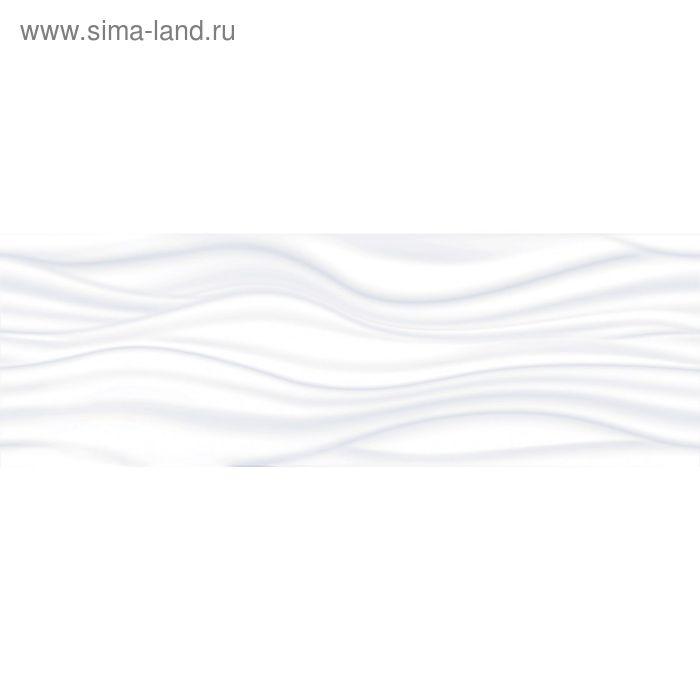 Облицовочная плитка Нэнси голубой фон 17-00-61-839 60х20см (в упаковке 1,2 кв.м)