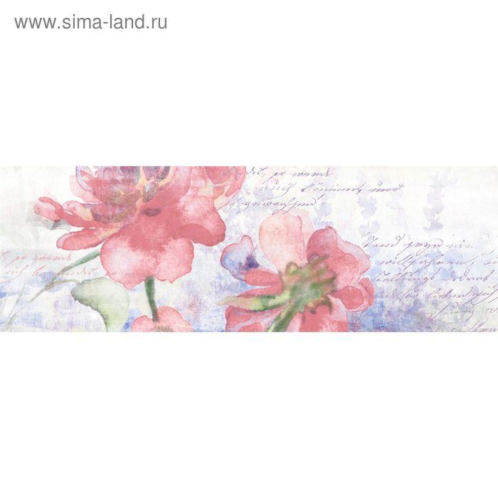 Облицовочная плитка Нэнси голубой 17-01-61-837 60х20см (в упаковке 1,2 кв.м)