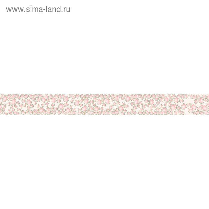 Бордюр 50х5см Мэри розовый 57-00-41-200