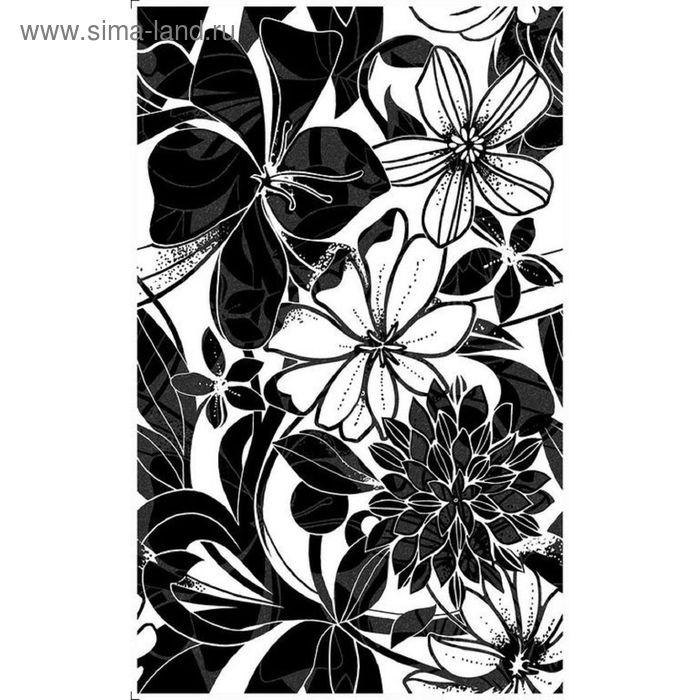 Декор 40х25см Кураж-2 черный Жаклин черный 09-00-04-084