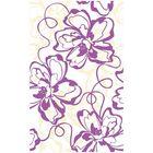 Декор 40х25см Кураж-2 фиолетовый Монро фиолетовый 09-00-55-050