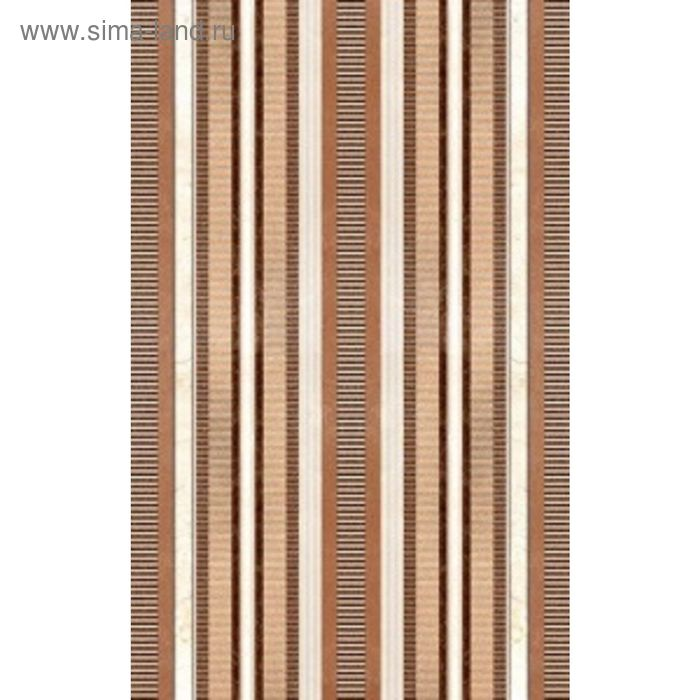 Вставка керамическая 40х25см Сабина бежевый 09-03-11-634