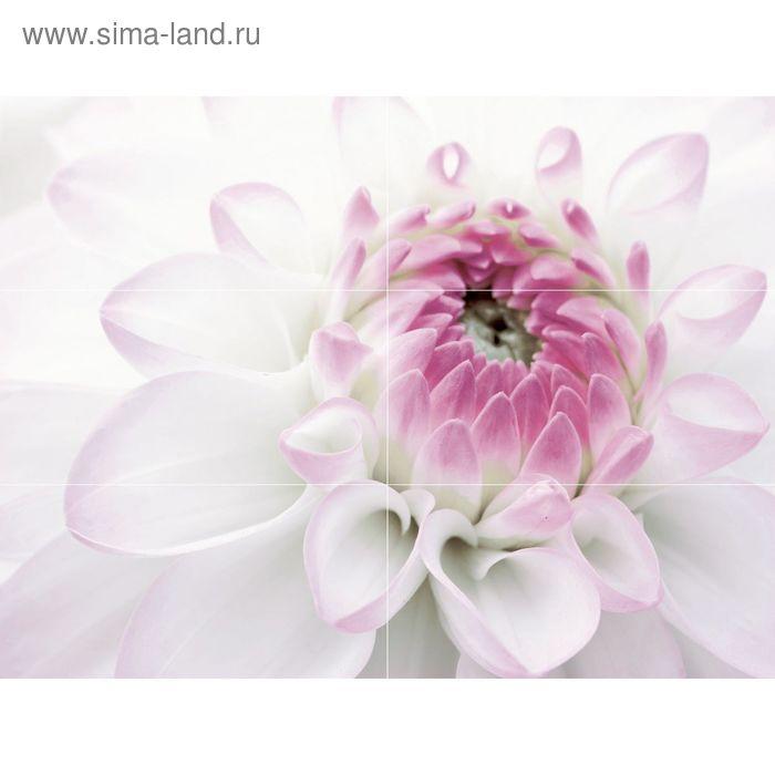 Панно Фреш Виолетта лиловый 75х100см 64-04-51-333 (набор 6 шт)