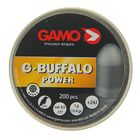 """Пули пневм. """"Gamo G-Buffalo"""", кал. 4,5 мм., 1 гр (15,4гран) (200 шт.)"""