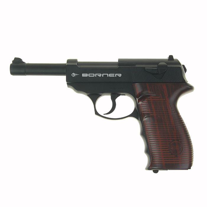 Пистолет пневматический BORNER C41, кал. 4,5 мм, 8.4000, шт
