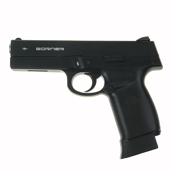 Пистолет пневматический BORNER KMB12, кал. 4,5 мм, 8.4070, шт