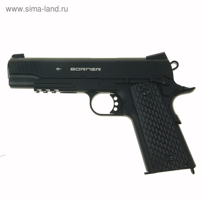 Пистолет пневматический BORNER KMB77, кал. 4,5 мм, 8.5000, шт