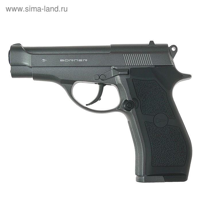 Пистолет пневматический BORNER M84, кал. 4,5 мм, 8.3010, шт