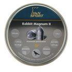 "Пули пневм. ""H&N Rabbit Magnum II"", для винт., 4,5 мм., 15,74 гран. (200 шт.), шт   142"