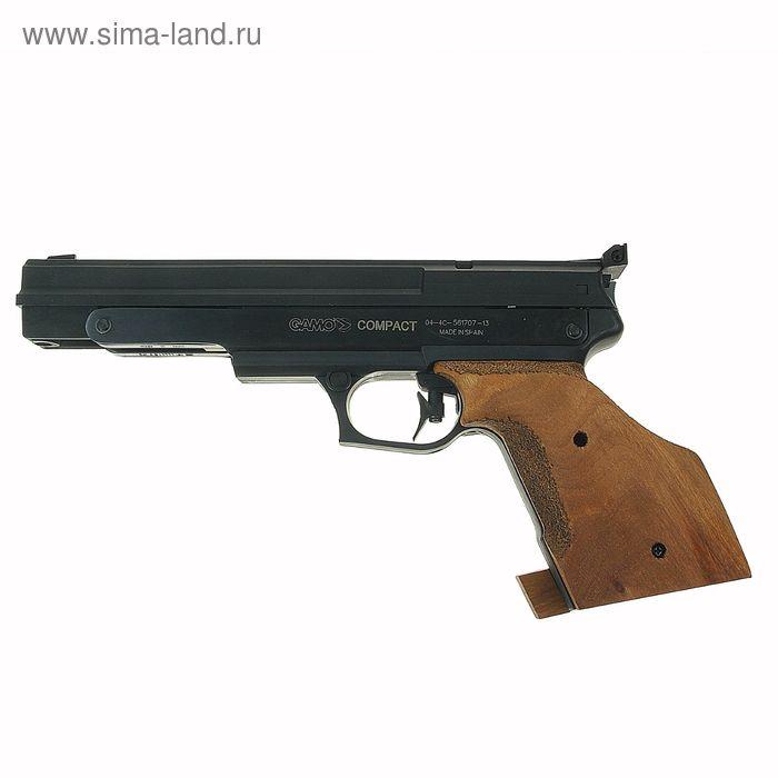 Пистолет пневматический GAMO Compact, кал.4,5 мм, 6111027, шт