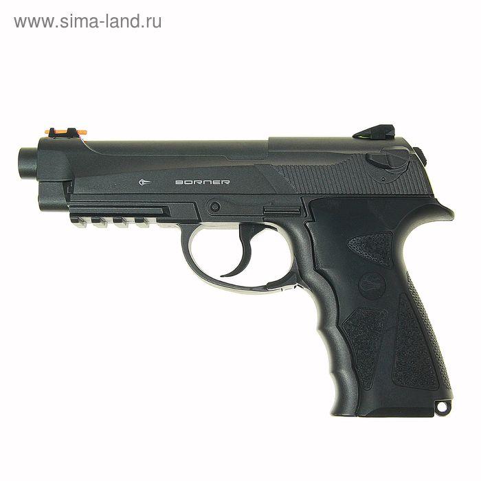 Пистолет пневматический BORNER Sport 306M, кал. 4,5 мм, 8.3041, шт