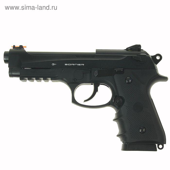 Пистолет пневматический BORNER Sport 331, кал. 4,5 мм, 8.3060, шт