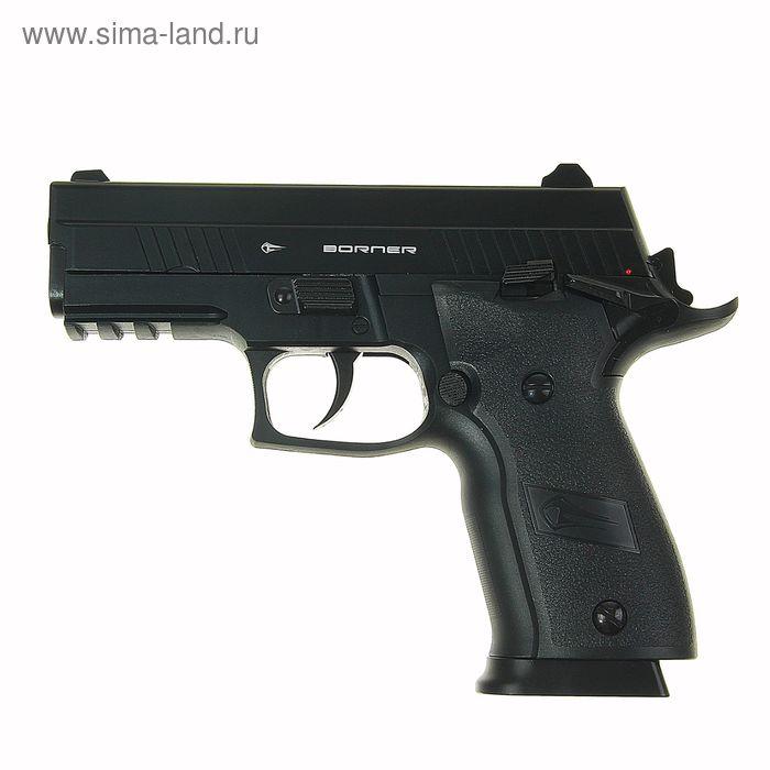 Пистолет пневматический BORNER Z116, кал. 4,5 мм, 8.5020, шт