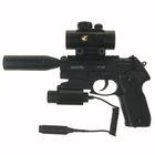 Пистолет пневматический GAMO PT-80 Tactical, кал.4,5 мм, 6111354, шт