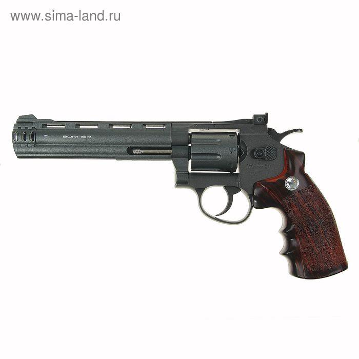 Револьвер пневматический BORNER Sport 704, кал. 4,5 мм, 8.3090, шт