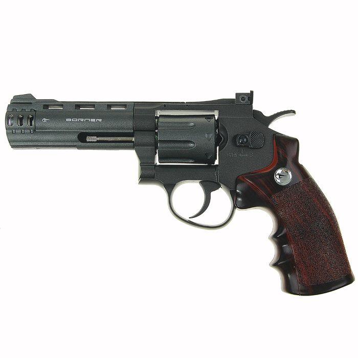 Револьвер пневматический BORNER Sport 705, кал. 4,5 мм, 8.3091, шт